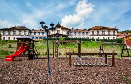 Erzsébet Park Hotel - Játszótér