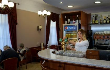 Erzsébet Park Hotel - Erzsébet-szárnyi bár