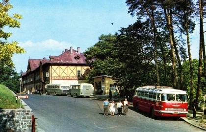 Erzsébet Park Hotel Anno