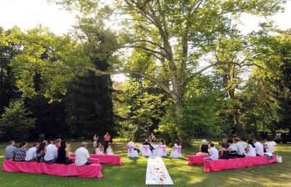 Erzsébet Park Hotel - Ceremónia