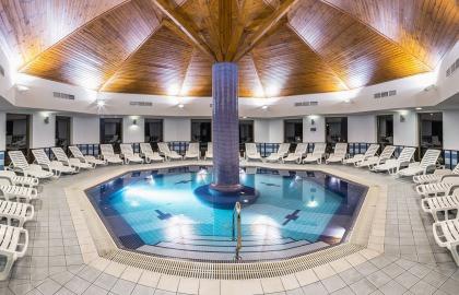 Erzsébet Park Hotel - Zsuzsanna-szárny wellness részleg
