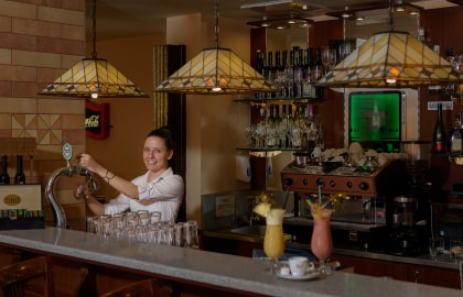Erzsébet Park Hotel - Zsuzsanna-szárnyi kávézó
