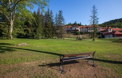 Erzsebet Park Hotel-Park