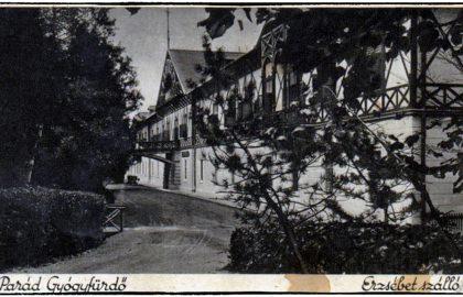 Erzsébet Park Hotel -