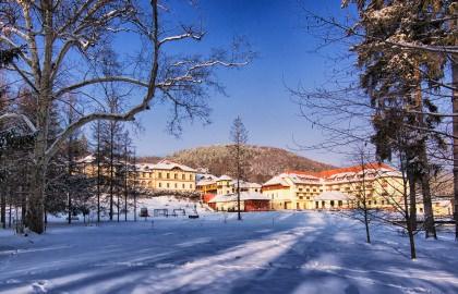 Erzsébet Park Hotel - Télen 4
