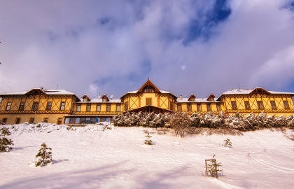 Erzsébet Park Hotel - Télen 1