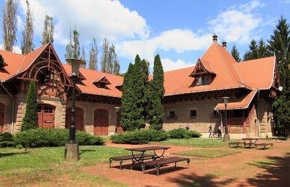 Erzsebet Park Hotel-Cifra Istallo