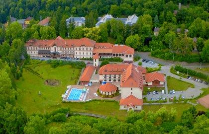 Erzsebet Park Hotel - Épület