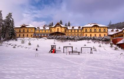 Erzsébet Park Hotel - Télen 2