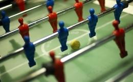 Asztali foci (csocsó)