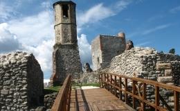 Kisnána Burg mit ermäßigtem Eintritt