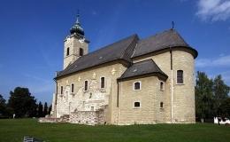 Martinskirche in Feldebrő