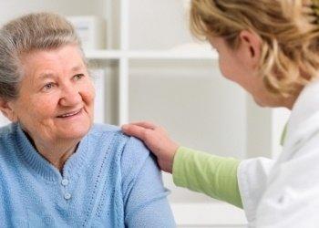 Behandlung von chronischen Krankheiten der unteren Extremitäten