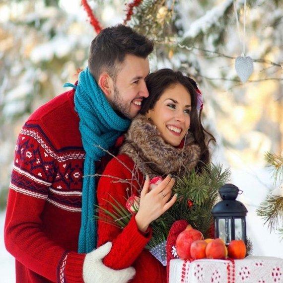 Zimný wellness