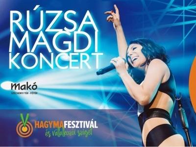 Rúzsa Magdi koncert 2018
