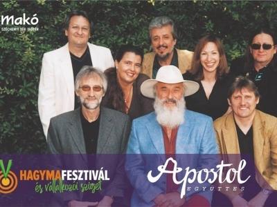 Apostol koncert 2018