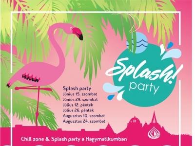 Splash Party a Hagymatikum Fürdőben!