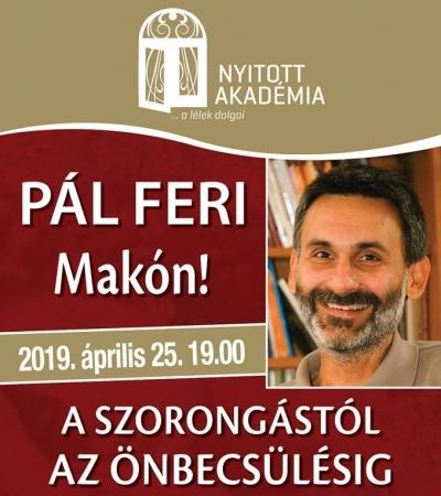 Pál Feri Makón!
