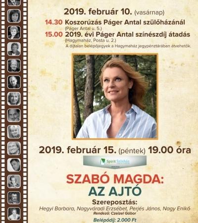 Szabó Magda: Az ajtó c. darab