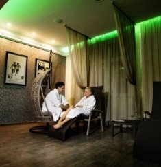 Offer with breakfast and spa ticket