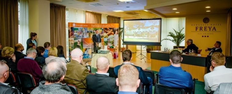 Műszaki szakbizottsági ülés Zalakaroson