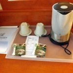 Vízforraló teabárral
