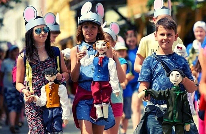 Gyermekbábosok XXVII. Országos Fesztiválja