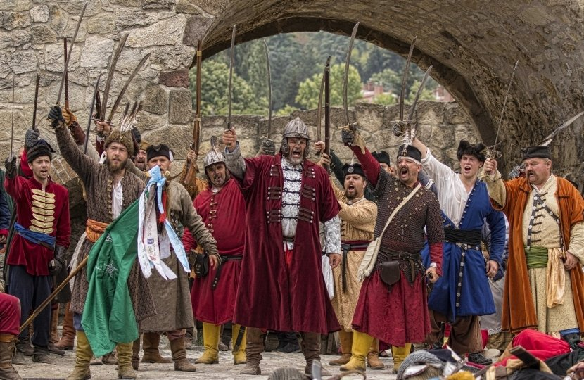 Siege 1552 - 25th Border Castle Festival
