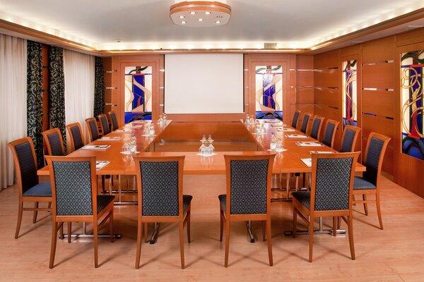 Apollónia konferenciaterem a háromcsillagos épületben
