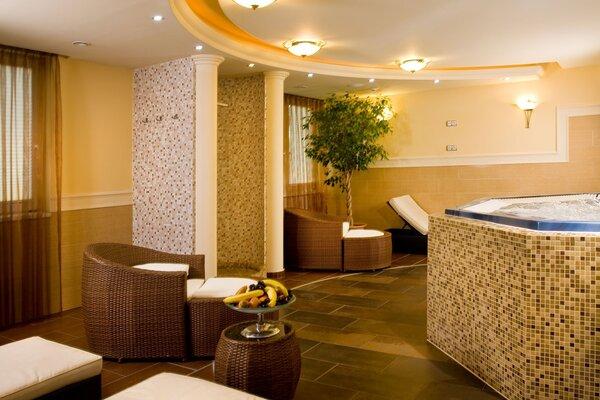 Magnolia Spa wellness részleg