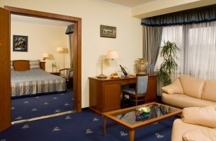 Elegant rooms - Four-star hotel