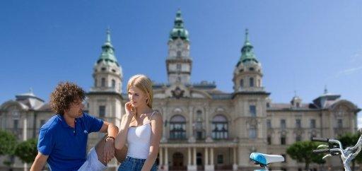 Győri nyaralás