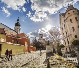Pünkösdi pihenés Győrben
