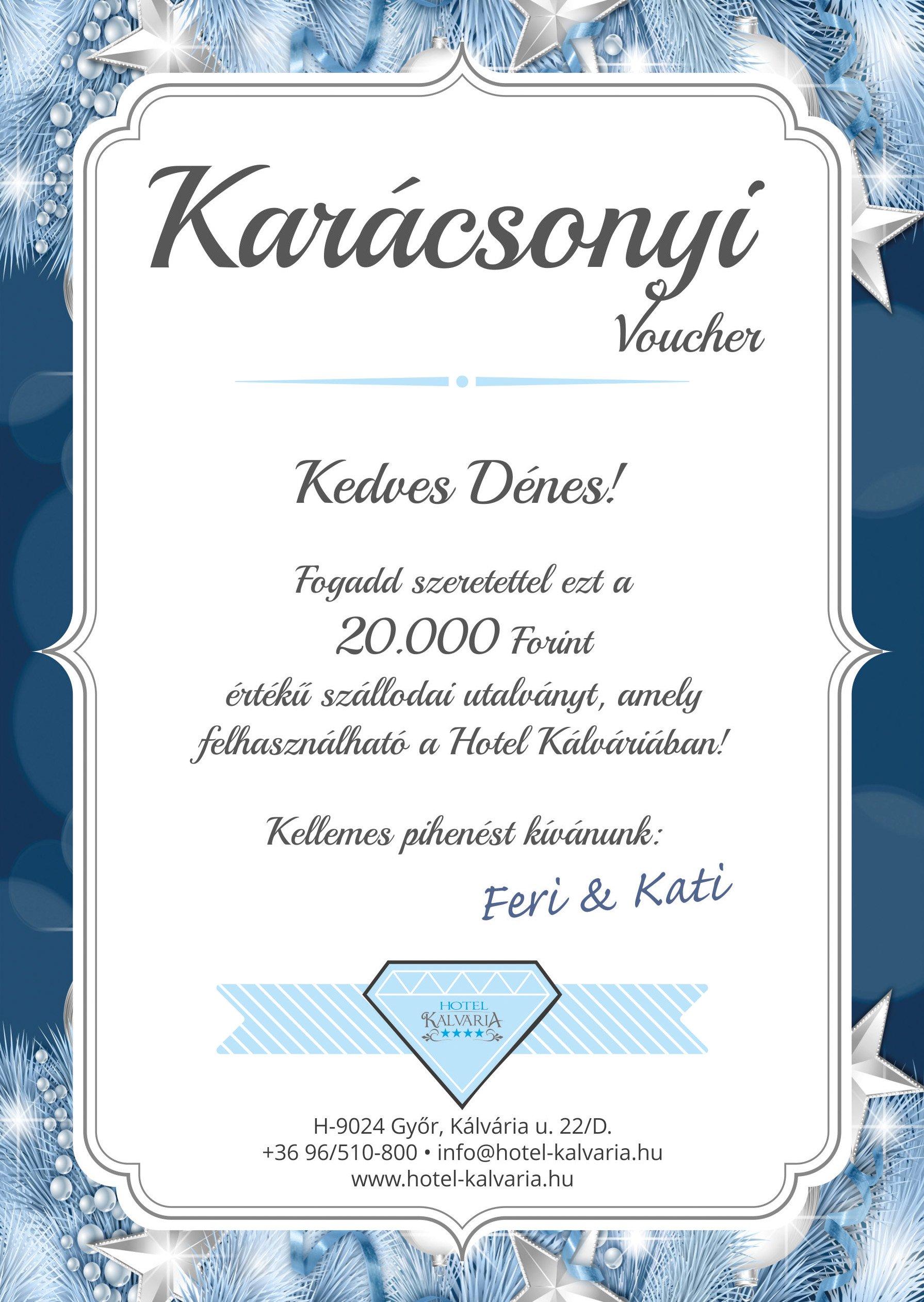 kalvaria_hotel_voucher_2017_karacsony