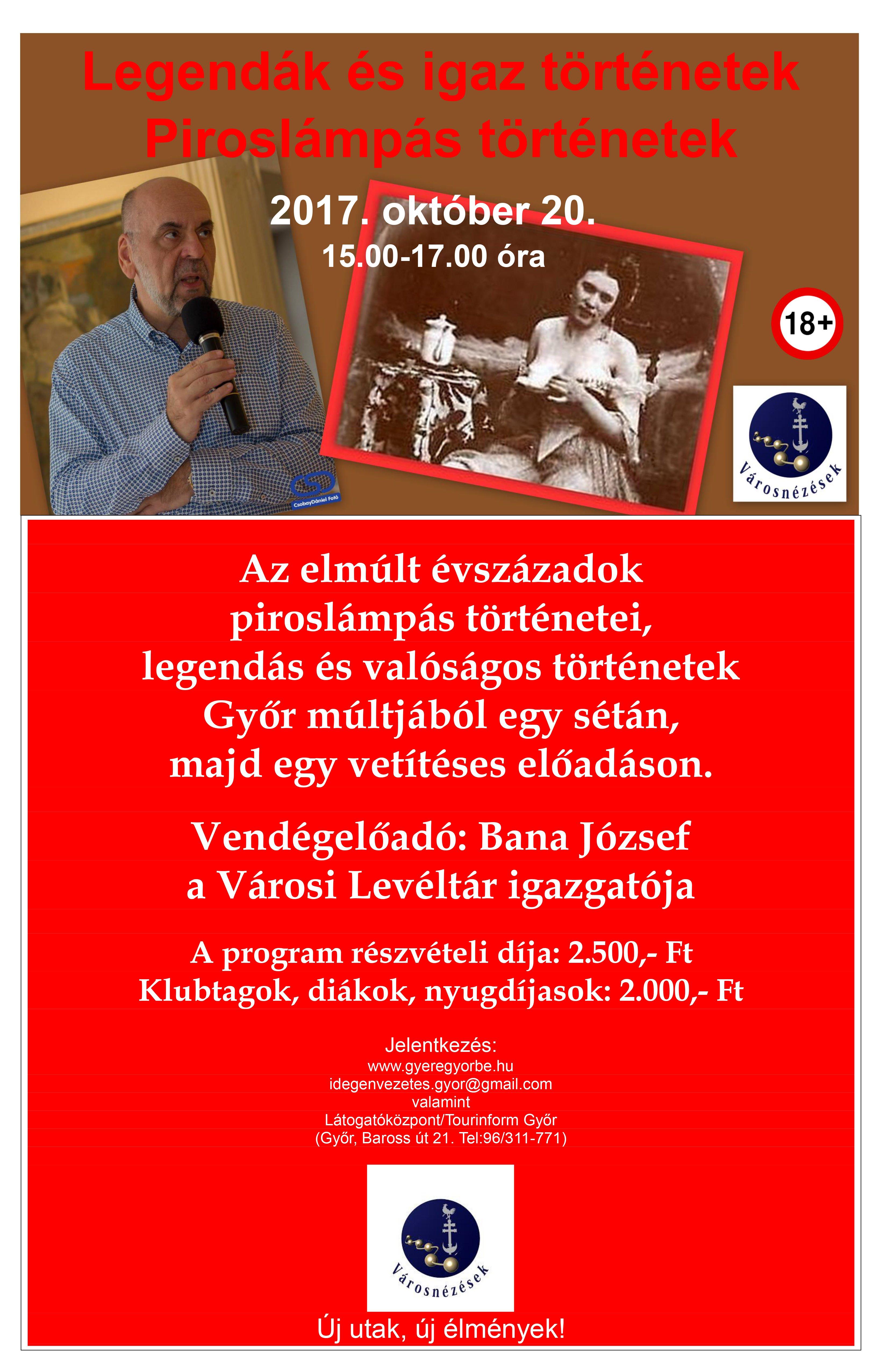 Legendák és igaz történetek 2017.10.20.
