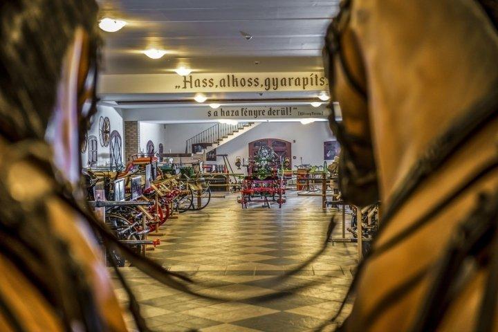Kiállítások, látnivalók