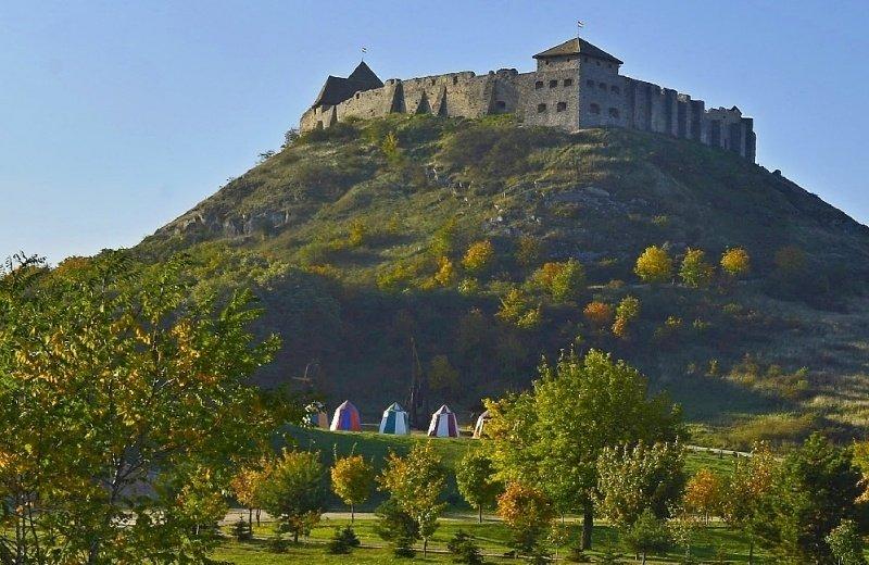 The exhibitions of Castle Sümeg