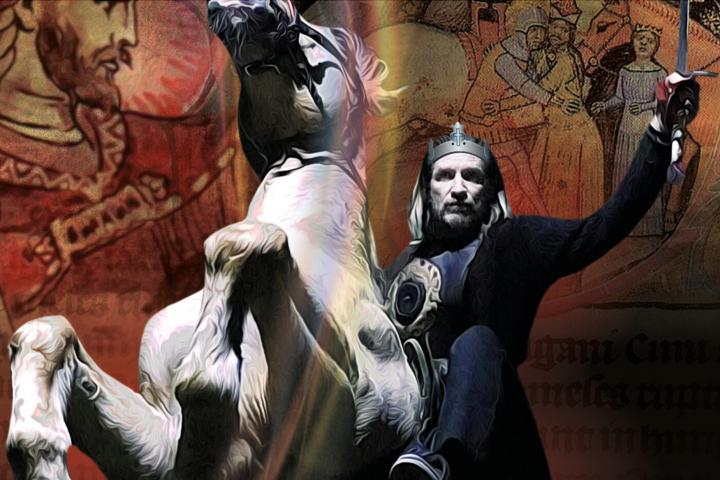 Nemzeti Lovas Színház: Szent László, a lovagkirály c. előadás