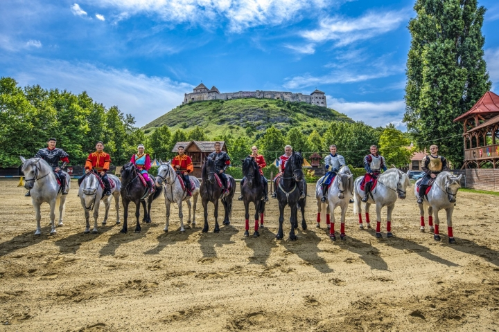 Historical Equestrian Games