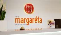 Reception Hotel Margaréta Balatonfüred