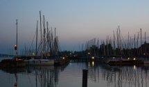 Kikötő, vitorlázás, Balatonfüred, Hotel Margaréta