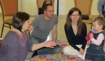 Együtt a család a Hotel Margarétában, Balatonfüreden. Keresse akciós szállásajánlatainkat, az Ön csa