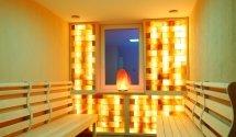 Só-, aroma- és fényterápiás szoba