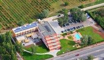 Repülőről / wellness és konferencia hotel Balaton