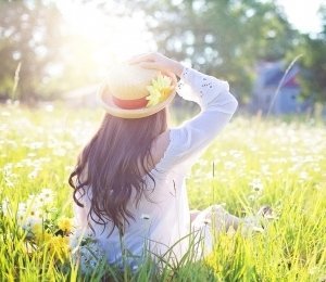 Spring wellness and relaxation