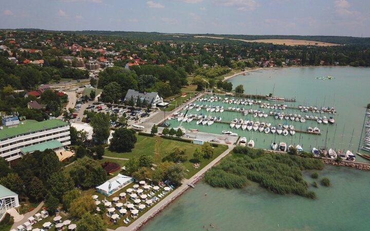 Hotel Marina-Port****, Balatonkenese