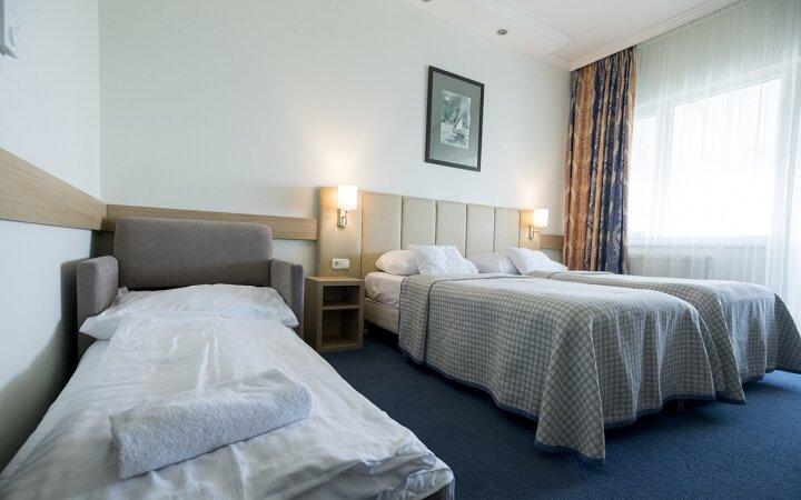 Superior, erkélyes kétágyas szoba a Hotel Marina Portban