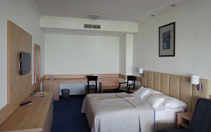 Superior apartman a Hotel Marina-Portban