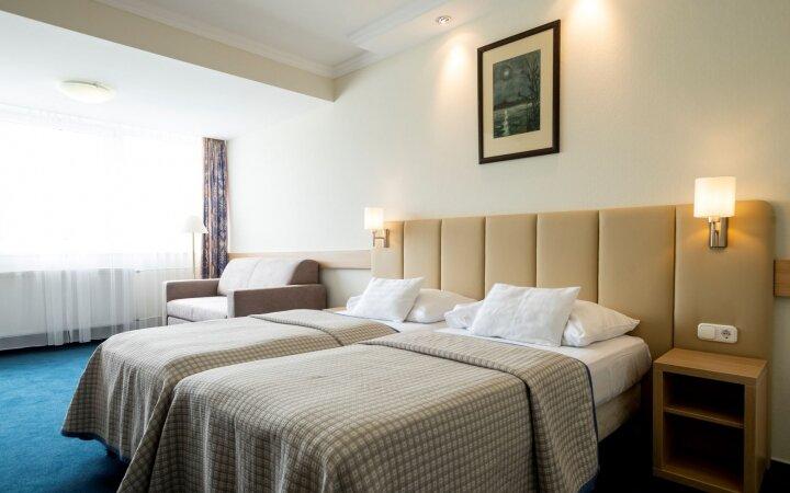 Családi szoba a Hotel Marina Portban
