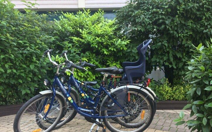 Kerékpárkölcsönzés